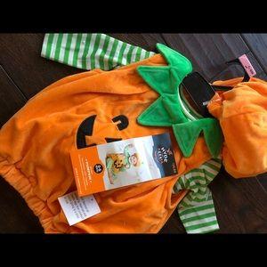 Hyde&Eek Pumpkin Hallowing Costume Baby
